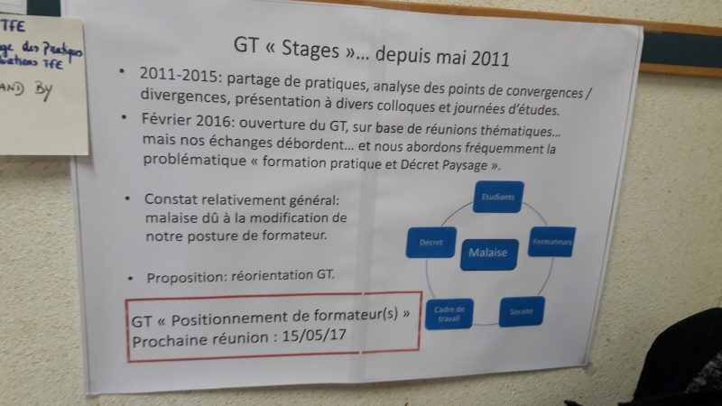 GT stages